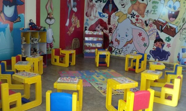 Brighton_International_School,_Raipur_-_Kindergarten_Facility